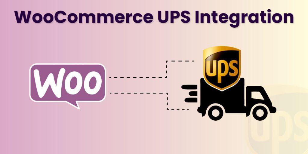 WooCommerce UPS Integration
