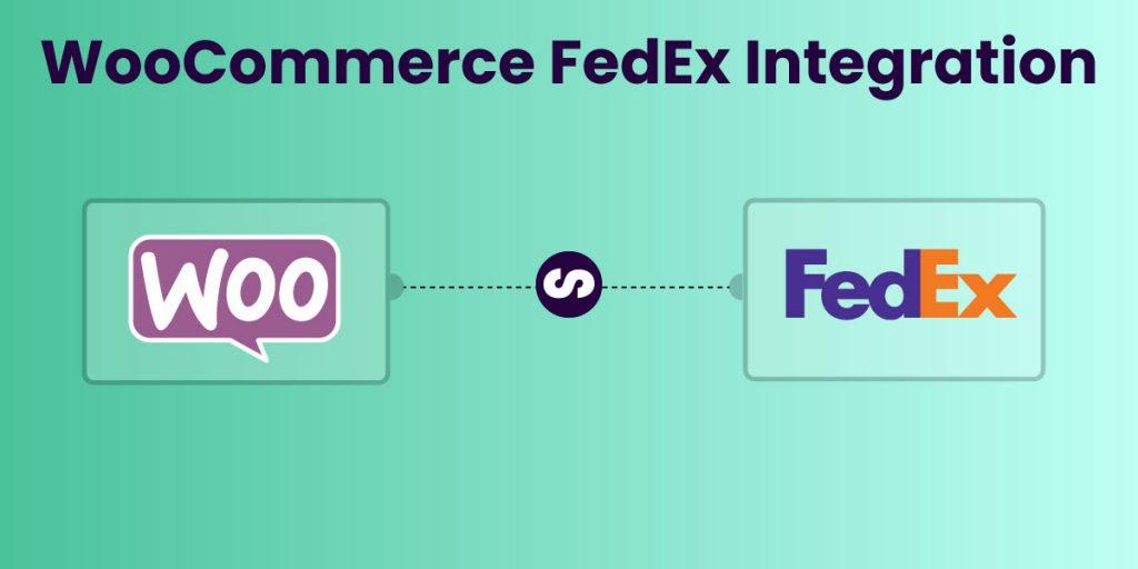 Woocomerce FedEx Integration