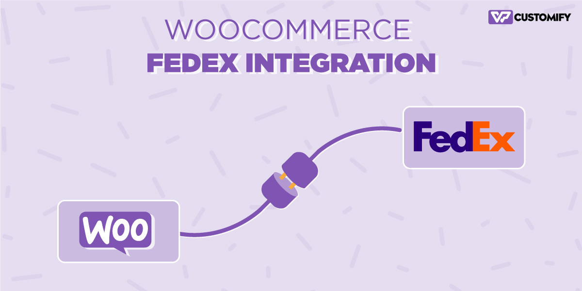 woocomarce fadex intrigation
