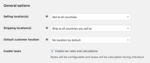 Enabling Taxes