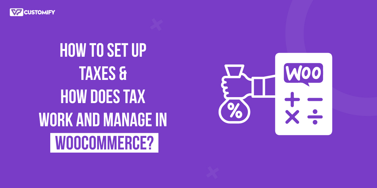 Set up Tax in WooCommerce