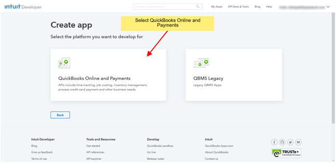 QuickBooks Online and Payments