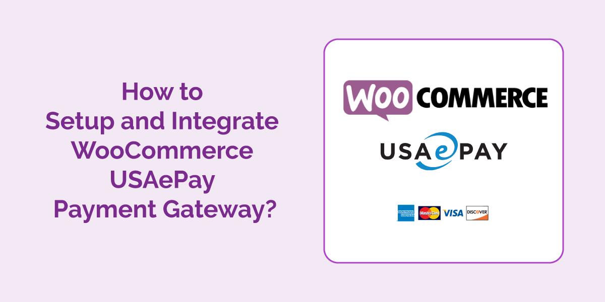 WooCommerce USAePay Payment Gateway